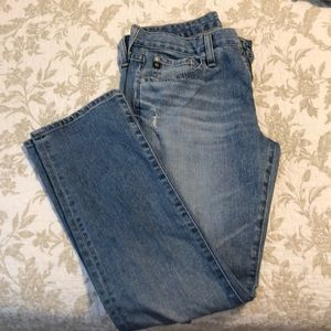 Anthropologie Mid-Rise Ankle Denim *Never Worn*